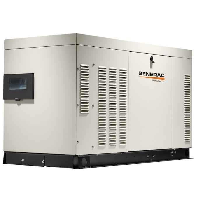 Generac Protector QS 22 kW Standby Generator, Model RG022