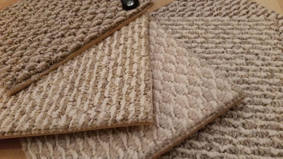 Kanga Carpet Featuring Attached Foam Pad