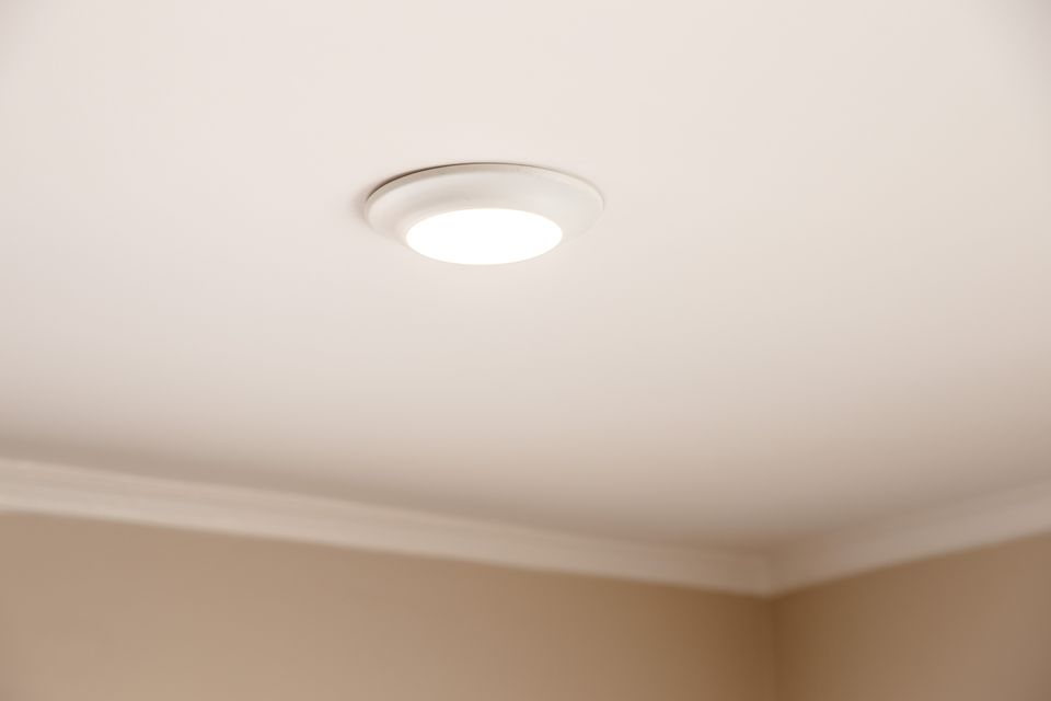 recessed ceiling light