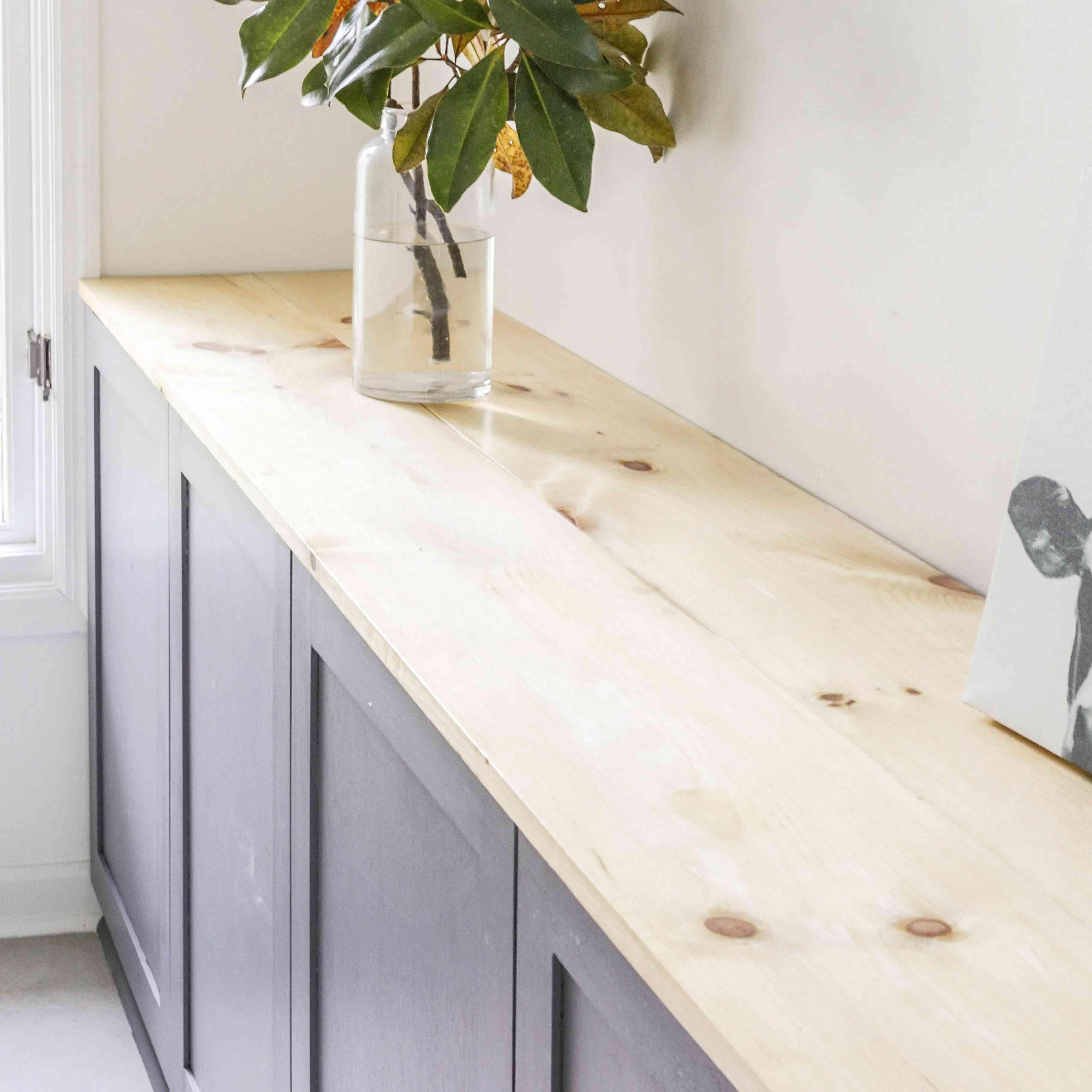 Diy Wood Countertop Plans