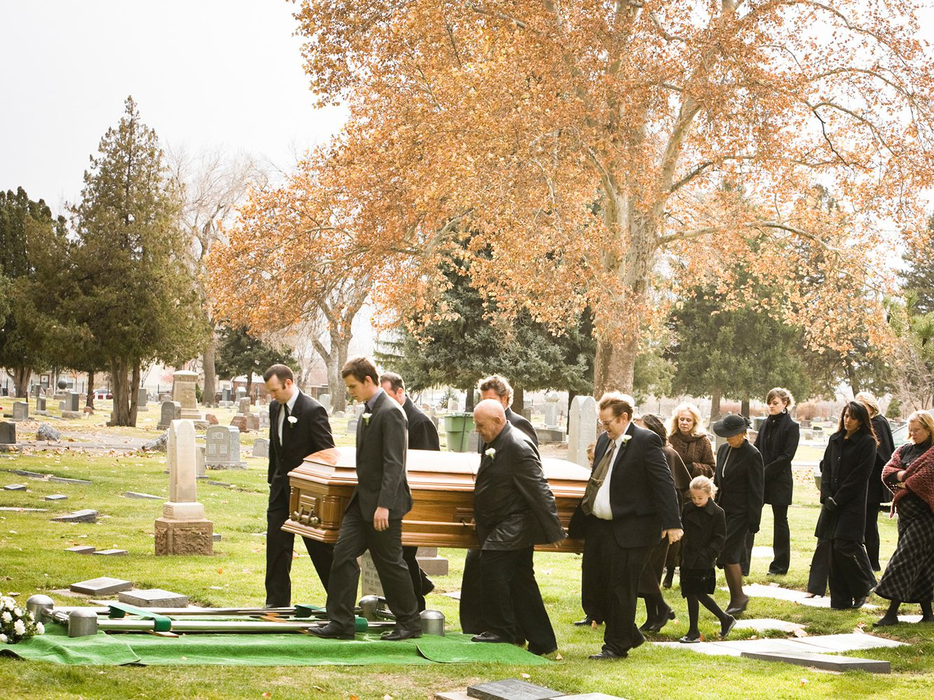 How to Handle Rude Behavior at a Funeral or Wake