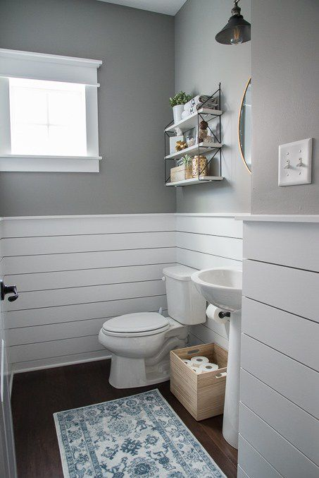15 bathroom shelf ideas for an organized home Bathroom Shelf Ideas