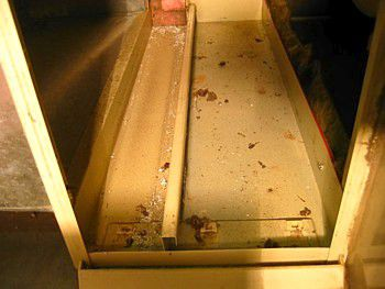 Reemplazo del filtro de aire del horno Aprilaire Space-Gard 2200