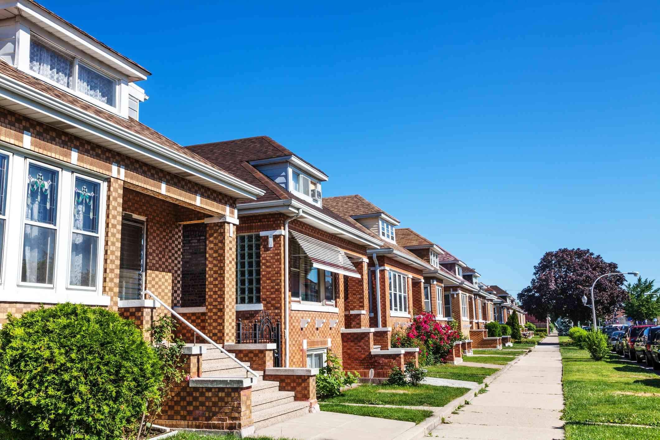 Bungalows en Archer Heights, Chicago