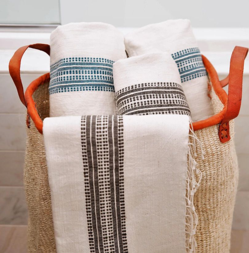 Tana Ethiopian Towels