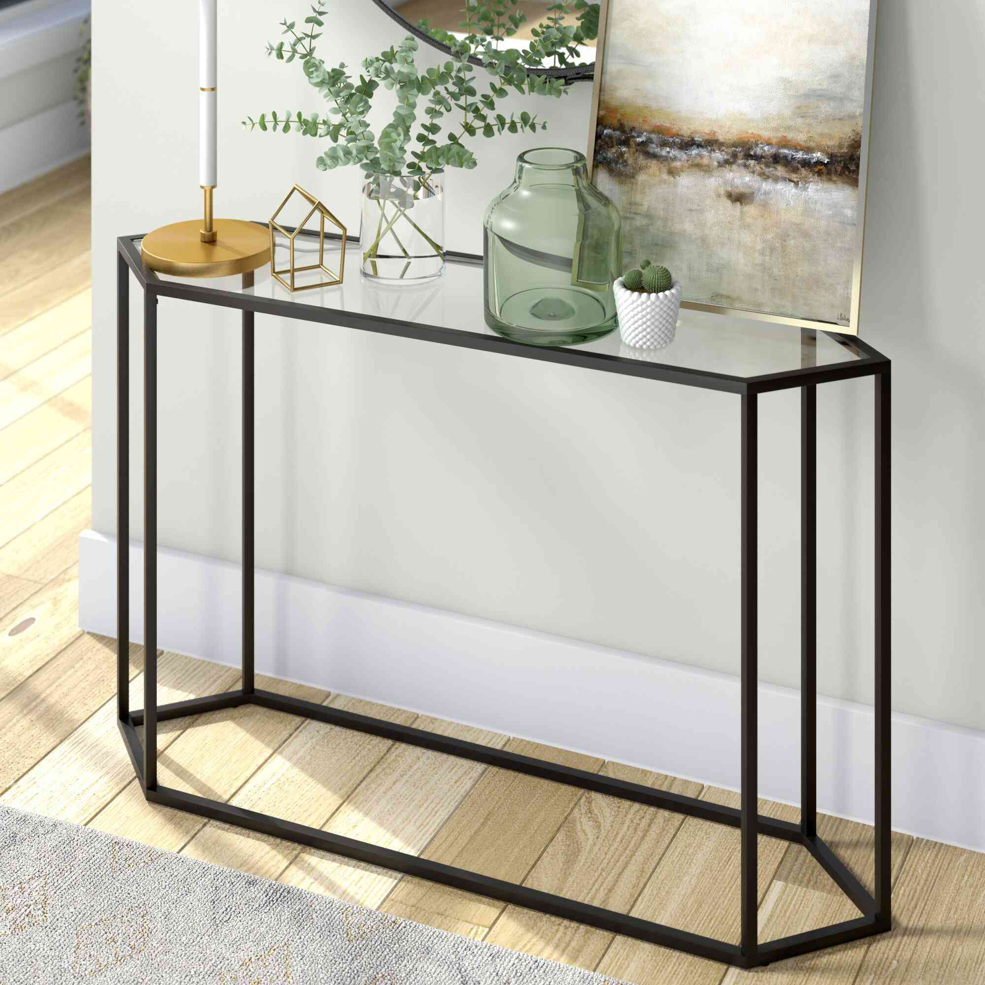 17 Stories Cardone 48'' Console Table