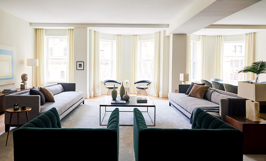 House Tour Cool And Classic On The Upper West Side