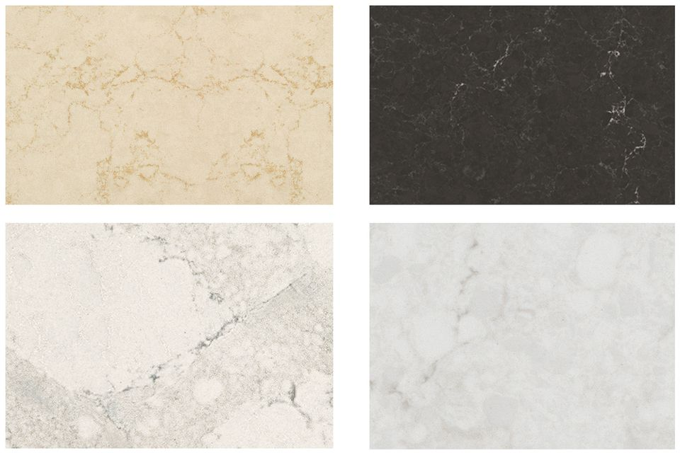 Natural Looking Caesarstone Has A Variety Of Options