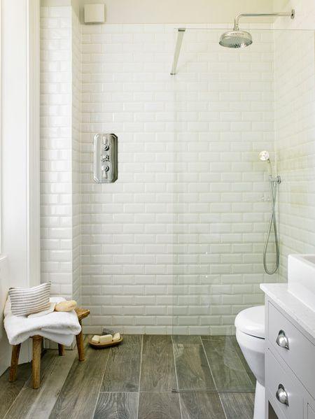 15 Ideas For Wood Floors In Bathrooms