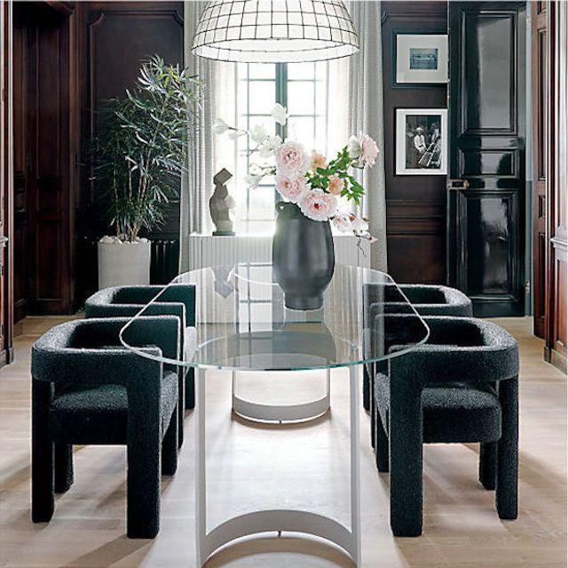 CB2 dining room furniture