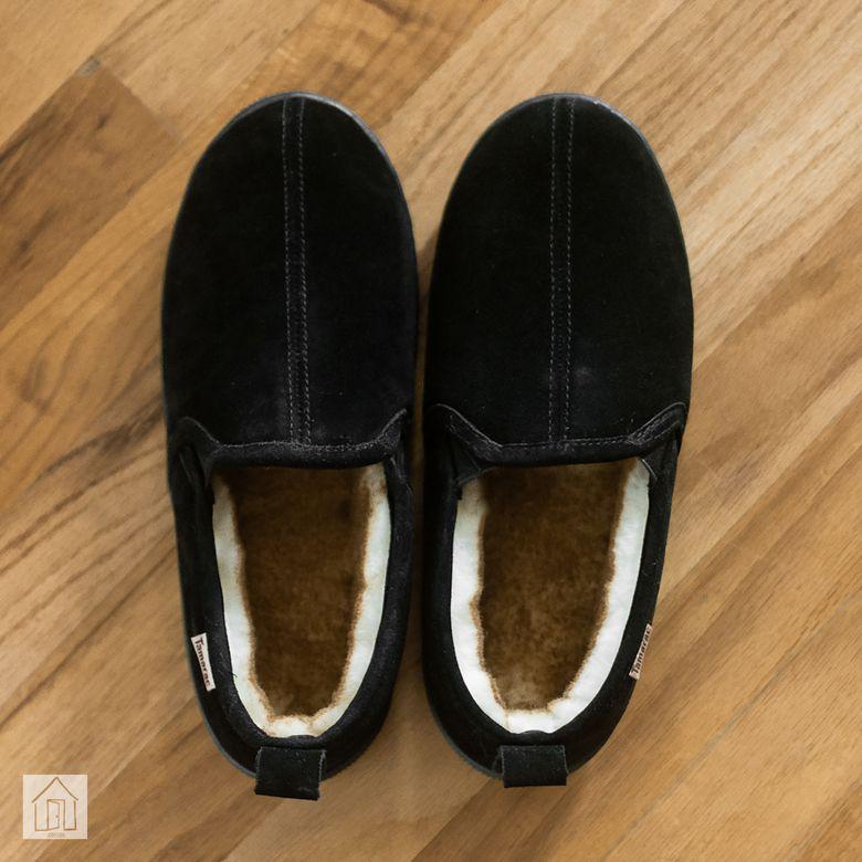 Tamarac by Slippers International Cody Sheepskin Slippers
