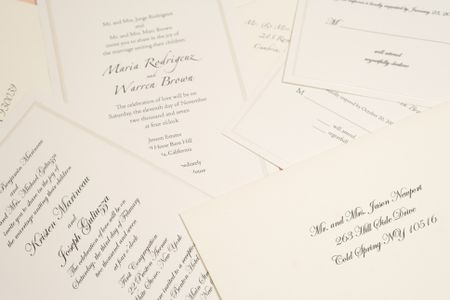 Proofread To Make Sure Your Wedding Invitation Includes These 5 Basics