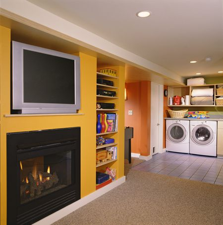 Great Carpeting Ideas For Basements Fascinating Basements Ideas