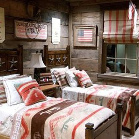 Strange Cozy Kids Rooms With Rustic Style Download Free Architecture Designs Scobabritishbridgeorg