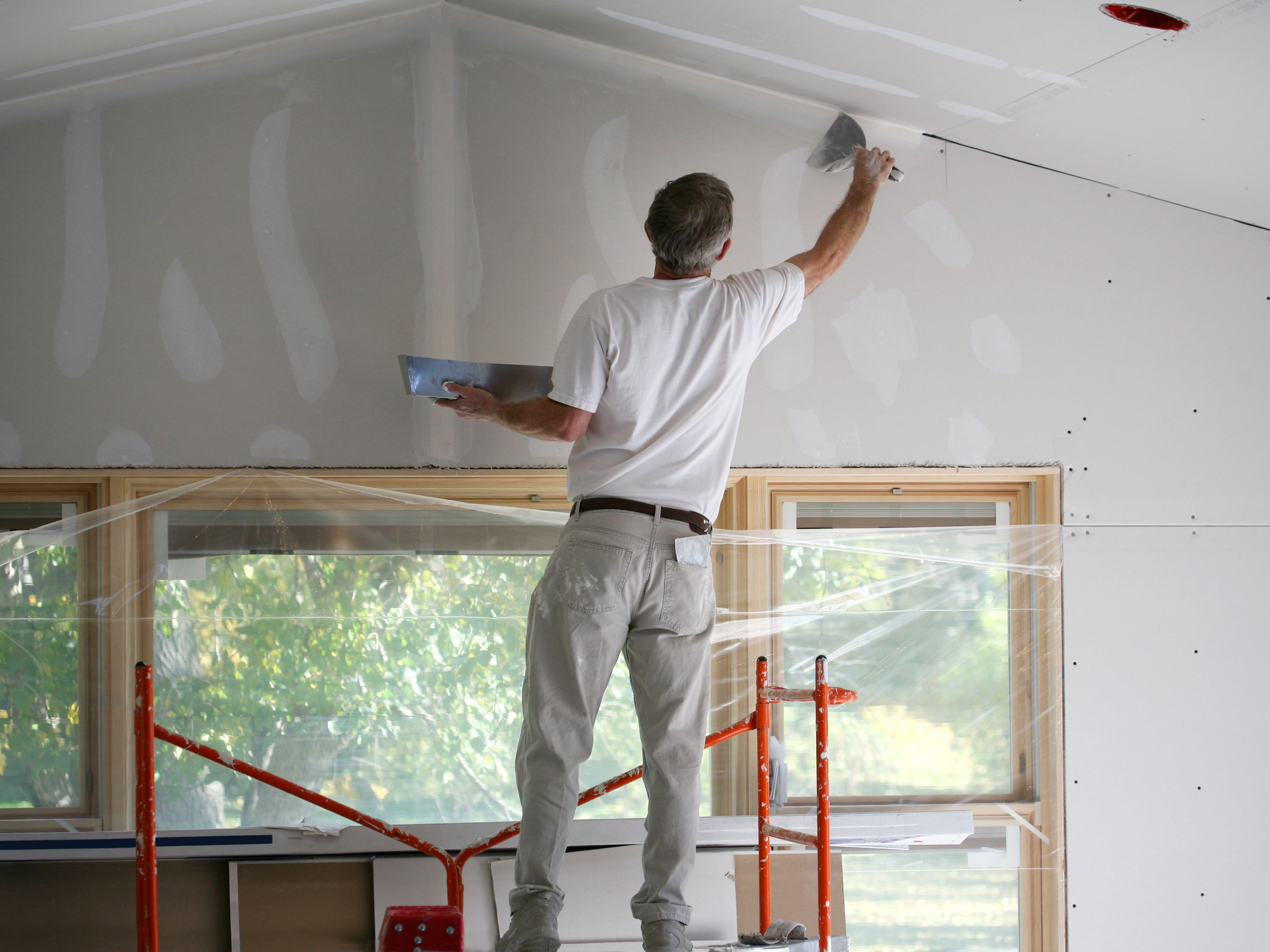 Low-Dust Drywall Compound - What to Know Before You Buy