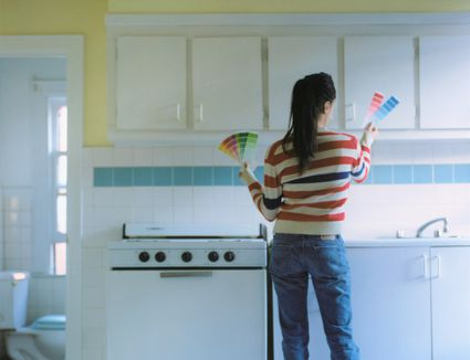 Painting Bathroom Cabinets A Diy Guide