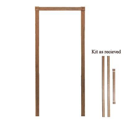 "Amazing Door and Window Trim Like ""Picture Frames"" For Doors Windows Style - Popular wood trim around doors Inspirational"