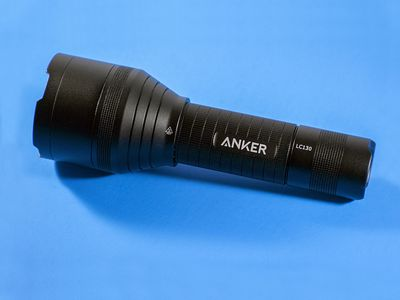 Anker LC130 Ultra Bright Tactical Flashlight