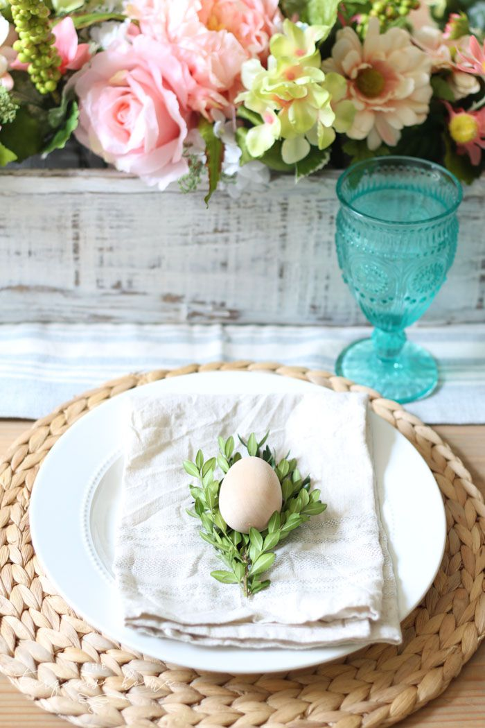 20 Gorgeous Spring Table Setting Ideas