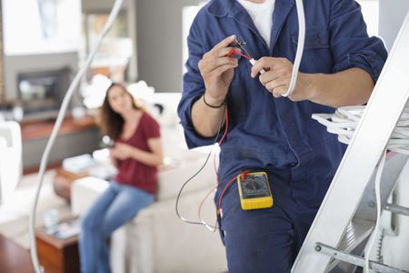 Image result for house electrician