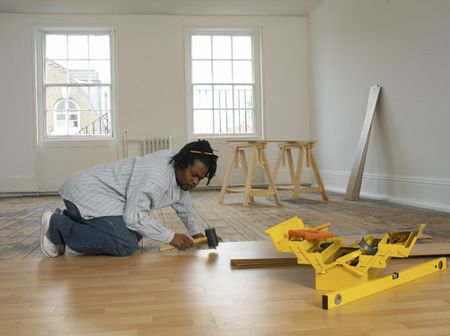 Professional Laminate Floor Installations