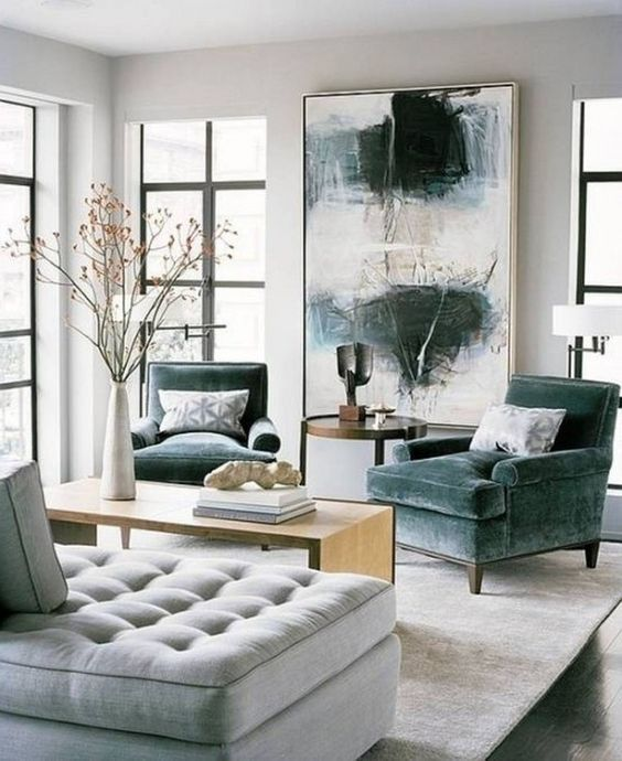 Gorgeous Gray And White Bedrooms: 12 Gorgeous Gray Room Ideas