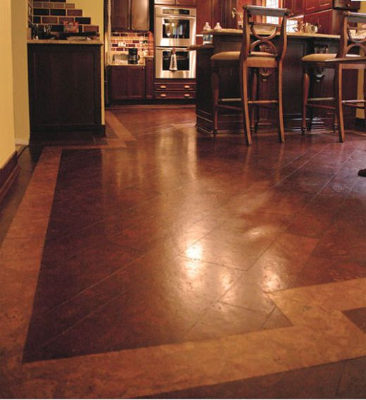 A Gallery Of Cork Flooring Designs
