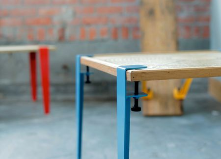 How To Build A Table Without Using Powertools