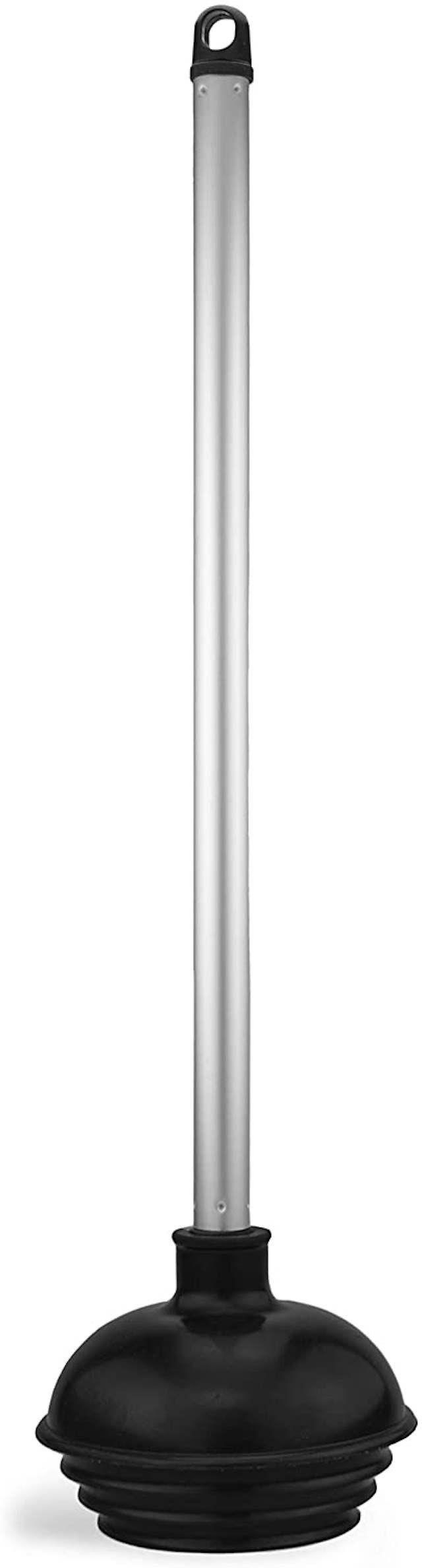 Heavy-Duty All-Angle Toilet Plunger