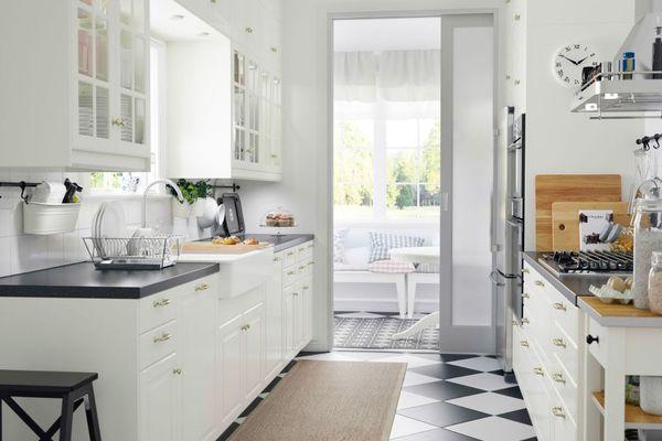 IKEA Sektion Kitchen Cabinets