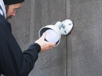 Cree Soft White LED Flood Bulb