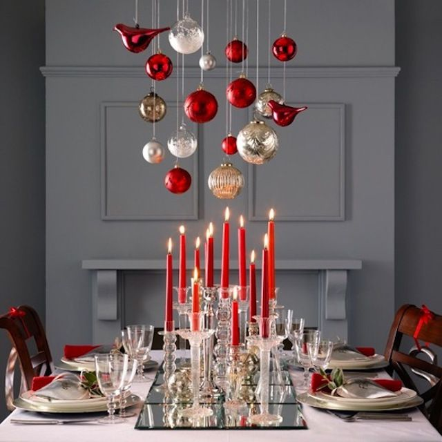 decorative table centerpieces.htm 12 inspiring christmas table styles  12 inspiring christmas table styles