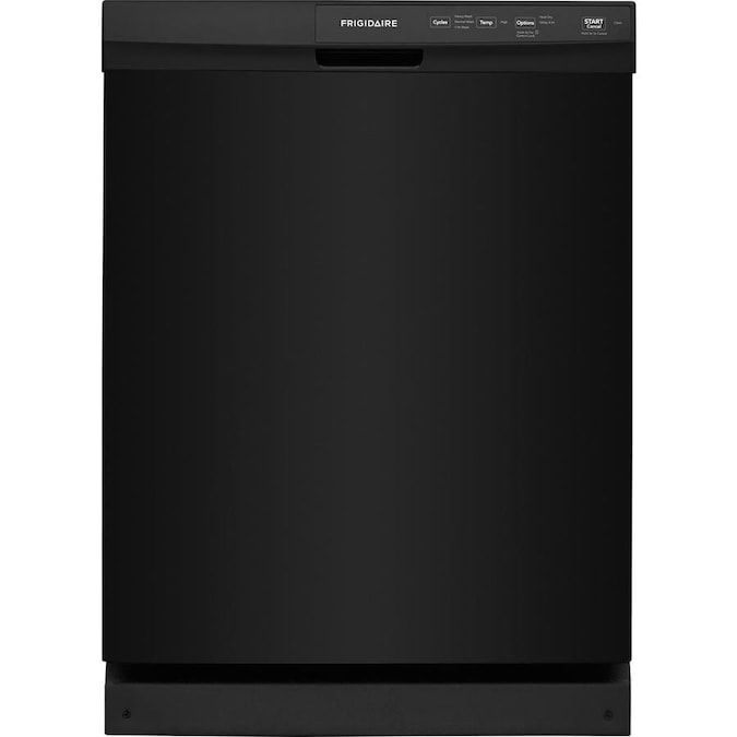 Frigidaire FFCD2413UB Front Control 24-in Built-In Dishwasher