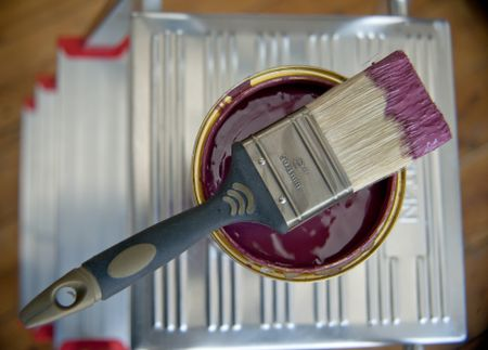 Proper Paintbrush Technique For Painting Walls