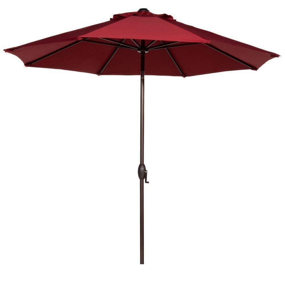 Abba Patio 9 ft. Outdoor Market Umbrella