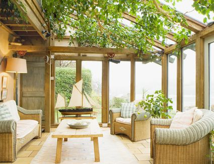 Use Sunrooms As An Alternative To Full Room Additions