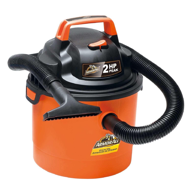 Armor All Portable Utility Vacuum