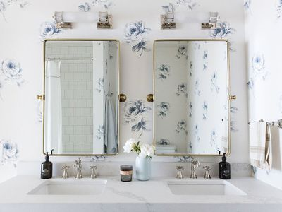 10 Beautiful Blue Bathrooms - Blue-bathroom-ideas