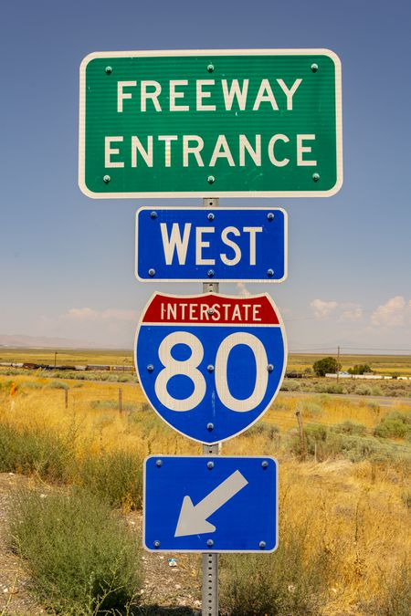 Historic US 80 Highway Sale