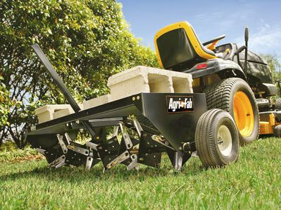 Give Your Lawn A Breath Of Fresh Air By Aerating It