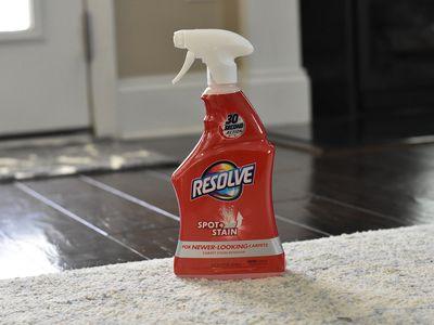 Resolve Triple Oxi Advanced Carpet Stain Remover