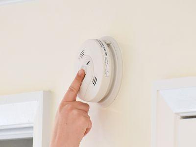 Kidde Battery-Operated Combination Smoke and Carbon Monoxide Alarm