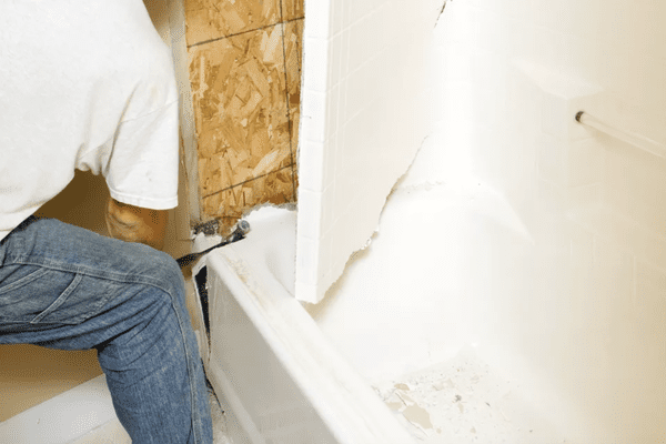 Installing a Direct-to-Stud Tub or Shower Surround