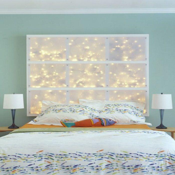 14 Dreamy Diy Headboard Ideas: 100 Dream Bedroom Decorating Ideas And Tips