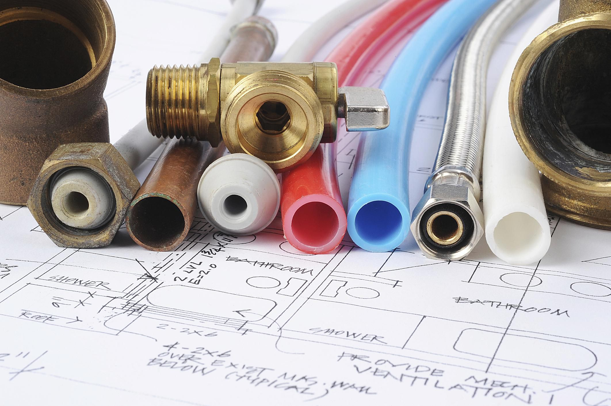 Basic Types Of Plumbing Pipes You Might Encounter Flexible Metal Conduit Sold For Electrical Wiring Photo Above Is