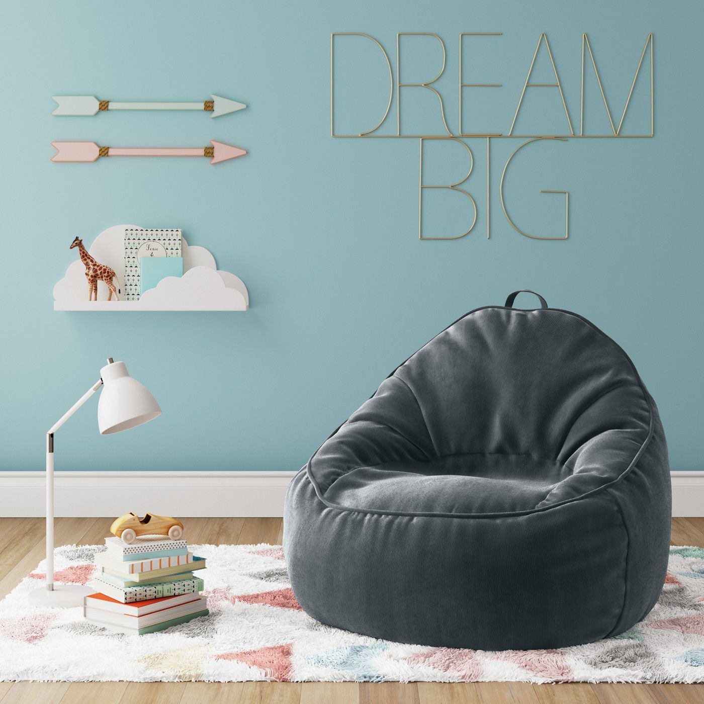 Stupendous The 7 Best Bean Bag Chairs Of 2019 Ocoug Best Dining Table And Chair Ideas Images Ocougorg
