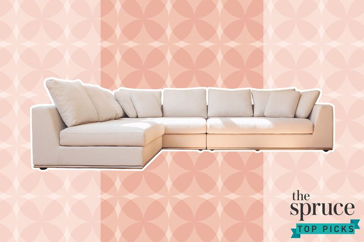 The 12 Best Sectional Sofas Of 2021, Kid Friendly Sectional Sofas