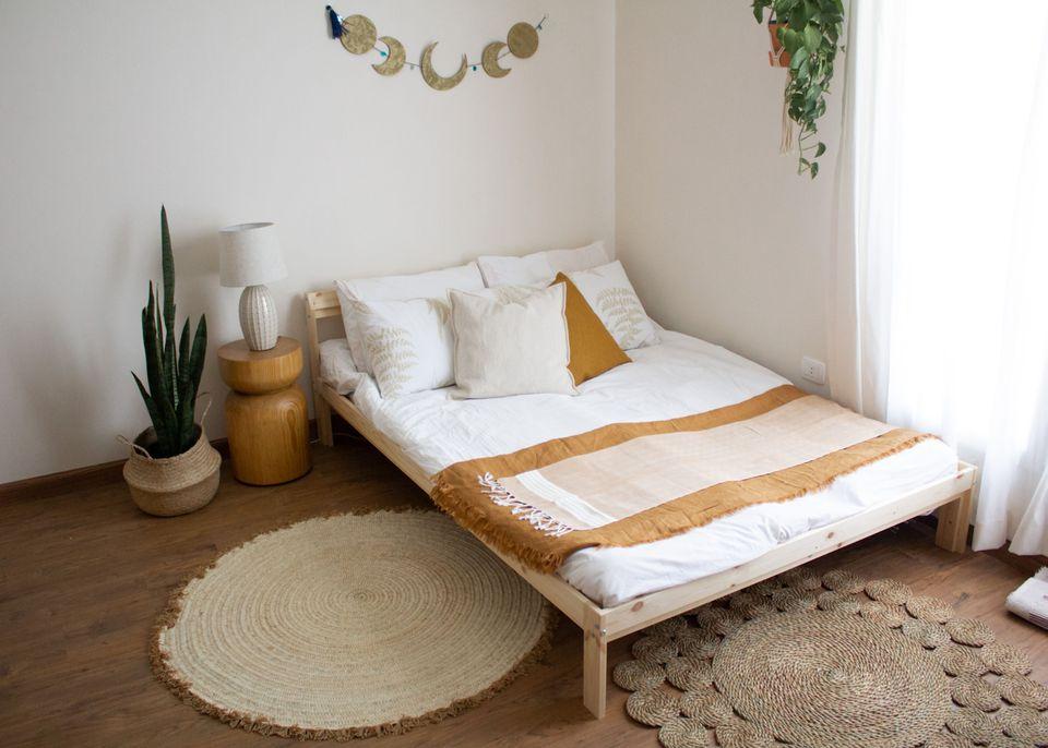 small teenage girl's room