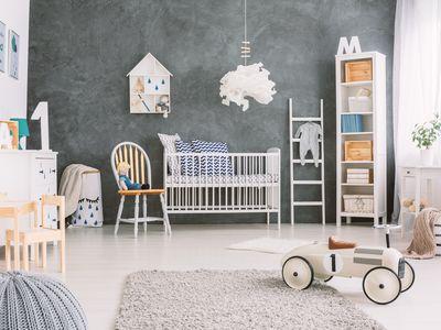 Beautiful childs room
