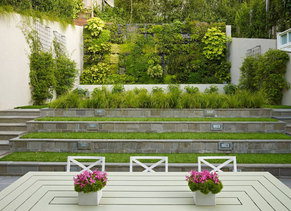 vertical garden designs